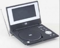 DVD player - F&U DVP 105T DVD/DIVX/TV